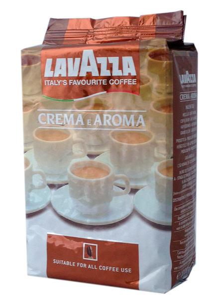 оптом Кофе в зернах Lavazza Crema e Aroma