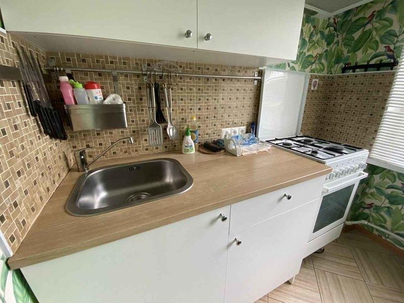 Уютная 2х комнатная квартира на длительный срок аренды.